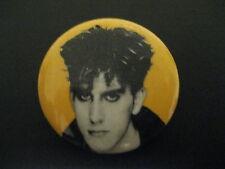Terry Hall-Gold-Fun Boy Three-The Specials-Ska-Button-Pin-80's Vintage-Rare