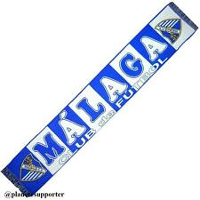 BUFANDA MALAGA CF España scarf no bandera camiseta banderin gorra ...