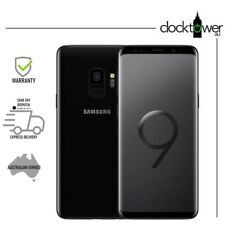 Samsung Galaxy S9 64GB G960f 4G LTE Midnight Black Unlocked Warranty Excellent