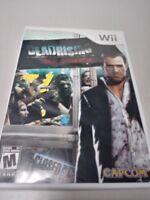Dead Rising Chop Till You Drop Nintendo Wii