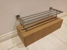 Stainless Steel Towel Rail Rack shelf 600 mm