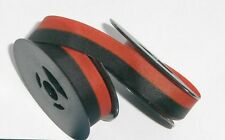 Facit 1824 Typewriter Ribbon - Black and Red Ink