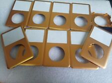 Lot10X Gold Front Faceplate Cover Housing Case For Ipod Classic 80Gb 120Gb 160Gb