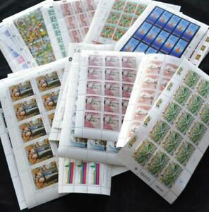 Israel Substantial 1950's-80's VF MNH Full Sheet Collection