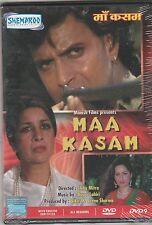 Maa Kasam - Mithun Chakraborty   [Dvd] 1st edition Released