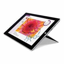 Microsoft Surface Pro 3 Tablet, Core i5-4300U - 1.9GHz, 4GB, 128GB SSD*2xWebCam*