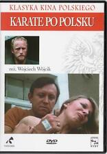 Karate po polsku (DVD) 1982 Michal Aniol, Edward Zentara POLSKI POLISH