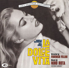 La DOLCE VITA-CD-Original Soundtrack-Music by NINO ROTA