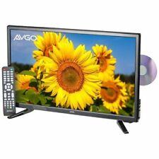 """Avgo 24"""" LED LCD TV 720p - Black"""