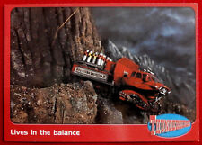 THUNDERBIRDS - Lives in the Balance - Card #57 - Cards Inc 2001