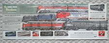"Lionel DIESEL POWERHOUSE catalog excerpt ""Poster"" from Brochure: 2344,2345,2343,"