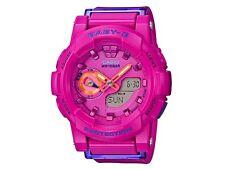 Casio Baby-G * BGA185FS-4A Anadigi Runner Deep Pink Women COD PayPal