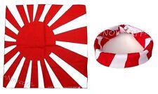 Red Sun Bandana Frank Ocean Headband Rapper Biker Accessories Men Cloth Hip Hop