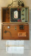 Vintage Weston Radio Tube Tester Model 777 in Box with Test Data Guide
