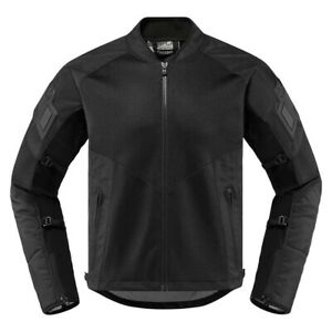 Icon Men's Mesh AF Textile Jacket for Motorcycle Street Riding