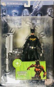 DC Direct Elseworlds Elseworld's Finest Batgirl Action Figure Barbara Gordon MOC