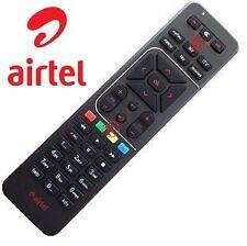 ORIGINAL AIRTEL DTH RECORDING REMOTE FOR AIRTEL DIGITAL TV SD,HD & RECORDER STB