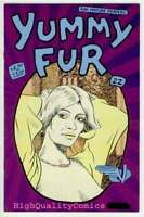 YUMMY FUR #22, FN, Chester Brown, Vortex, 1986, Underground, more in store