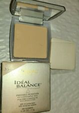 LOREAL #357 LIGHT. IDEAL BALANCE PRESSED POWDER. slightly imperfect