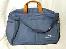 Tommy Bahama Duffel Bag Travel Tote Navy Blue NWOT