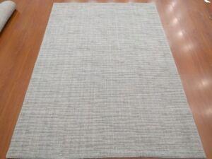 Indian Handmade Woven Flat Weave Wool Durry Dhurrie Kilim Modern Area Rug Carpet