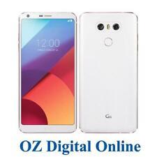 "NEW LG G6 H870 64GB 4G LTE 13MP 5.7"" White Dual Sim Unlocked Phone 1 Yr Au Wty"