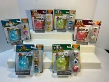Basher Science Series 1 Cards 3 Figures: Biology, Chemistry, Rocks Minerals NEW