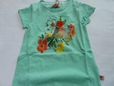 paglie Camiseta, verde Pájaro g14-s16-128 Talla gr.116- 140