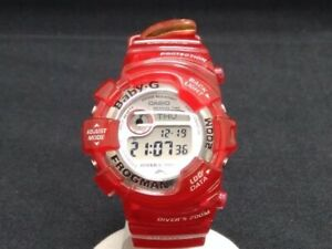 ◆G-SHOCK BABY-G◆Frogman /BGW-104K / Dolphin Whale model  2003 /Rare item /CASIO