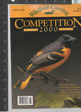 Waterfowl Carving & Collecting  Waterfowl Carving Competition 2000 (Annual 2001