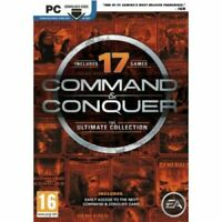 Command and Conquer Ultimate Edition PC Game Strategy Game Collection