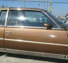 1978 1979 1980 Oldsmobile Cutlass 2 Door Notchback Right Door Glass
