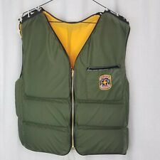 Stearns life vest canoeing kayaking boating universal adult sz M flotation