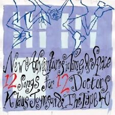 New Adventures In Time & Space: 12 Songs For 12 [New CD]