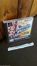 DANCING STAGE FEVER PS1 NUOVO SIGILLATO M+C PAL ITA PLAYSTATION 1°V GIOCO INGLES