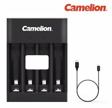 New Camelion BC-0807F 1.5 hours USB Charging Fast Battery Charger ( AA, AAA )