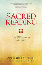 NEW Sacred Reading: The 2016 Guide to Daily Prayer by Apostleship of Prayer