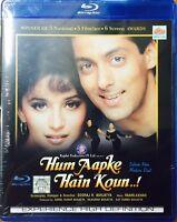 Hum Aapke Hain Kaun Blu-Ray - Salman Khan, Madhuri - Bollywood Movie Bluray