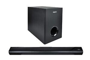 Bluetooth Soundbar & Wireless Subwoofer 2.1 Stereo Sound With Remote & HDMI
