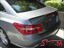 Carbon Fiber Trunk Lip Spoiler For 2011+ W207 C207 E250 E350 E500 E550 AMG Coupe