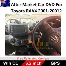 "6.2"" Car DVD GPS Player Navigation Head Unit For Toyota RAV4 2001-20012"