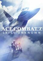 Ace Combat 7: Skies Unknown Steam   Steam Key   PC   Digital   Worldwide  