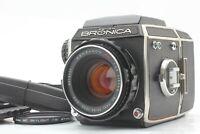[NEAR MINT] Bronica EC / Zenzanon 80mm f/2.8 CARL ZEISS LENS From Japan 399