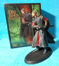 SIDESHOW WETA Herr der Ringe BOROMIR Lord of the Rings STATUE limitiert RAR