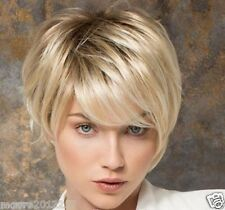New Fashion wig New sexy ladies short Blonde Natural Hair wigs