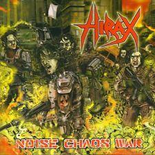 Hirax - Noise Chaos Was CD #57671
