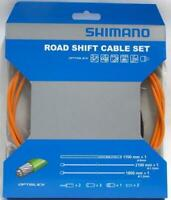 Shimano Optislick Road Shift Cable Set Orange