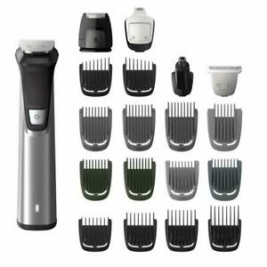Philips Norelco Multigroom Series 7000 23-in-1 Head to Toe Trimmer MG7750/49 NEW
