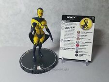 Infinity - G022 Marvel Avengers Infinity HeroClix Miniature Super Rare Colossal