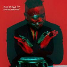 Philip Bailey - Love Will Find A Way [CD]